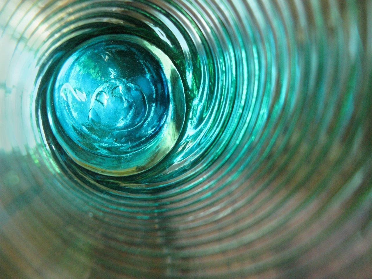 blue glass image by Robyn Beattie