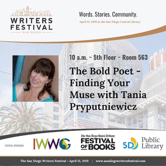 Events – Tania Pryputniewicz, Author, Teacher