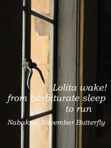 Beattie & Pryputniewicz Lolita November Butterfly