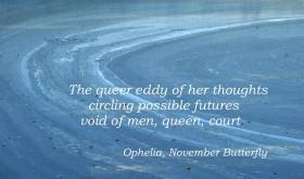 Beattie & Pryputniewicz Ophelia November Butterfly
