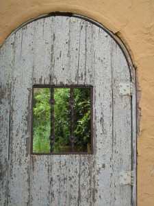 La Posada Garden Door Robyn Beattie