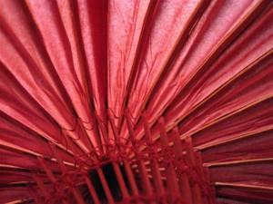 Red Umbrella Robyn Beattie