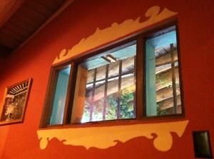 a window la posada