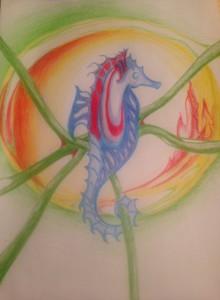 tania's phoenix seahorse
