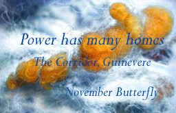 Beattie & Pryputniewicz Guinevere's Corridor November Butterfly