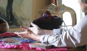Tarot Hands Extended Robyn Beattie La Posada