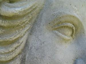 green angel eye Robyn Beattie