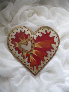 Heart Trivet Ace of Cups Robyn Beattie copy