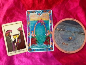 Two of Cups Tarot Tuesdays