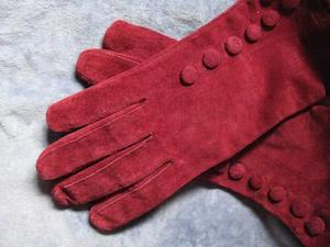 Widow's Gloves Robyn Beattie