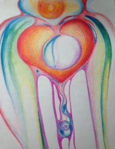 Heart Angel Tania