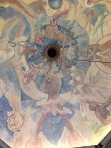 Hugo Ballin Griffith Observatory