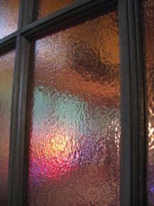 Window Rainbow slick Robyn Beattie