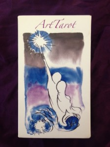 Art Lande Art Tarot Box Art Star Card