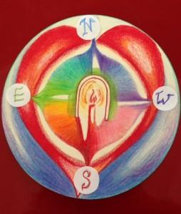 Pryputniewicz Fool's Compass Heart Draft